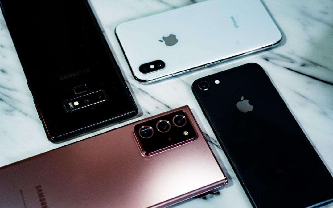 IPphone 12 et Galaxy S20 FE : lequel choisir